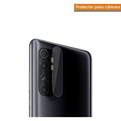 Protector Cristal Templado Cámara Trasera para Xiaomi Mi Note 10 Lite Vidrio