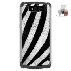 Funda Gel Tpu para Blackview BV9100 diseño Animal 02 Dibujos