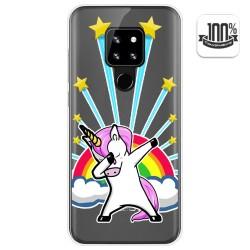 Funda Gel Transparente para Cubot P30 diseño Unicornio Dibujos