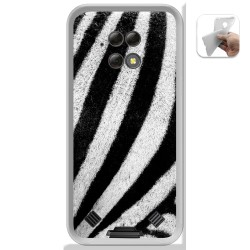 Funda Gel Tpu para Blackview BV9800 / BV9800 PRO diseño Animal 02 Dibujos