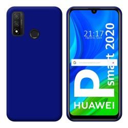 Funda Silicona Gel TPU Azul para Huawei P Smart 2020