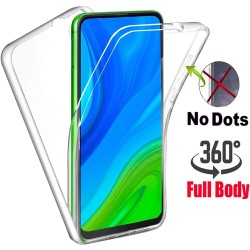 Funda Completa Transparente Pc + Tpu Full Body 360 para Huawei P Smart Pro