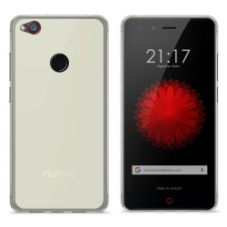 Funda Gel Tpu para Zte Nubia Z11 Mini Color Transparente
