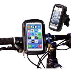 Soporte de Bicicleta con Estuche Universal para Teléfono.