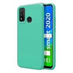 Funda Silicona Líquida Ultra Suave para Huawei P Smart 2020 color Verde