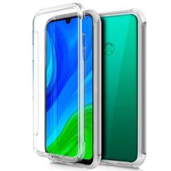 Funda Completa Transparente Pc + Tpu Full Body 360 para Huawei P Smart 2020