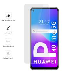Protector Cristal Templado para Huawei P40 Lite 5G Vidrio