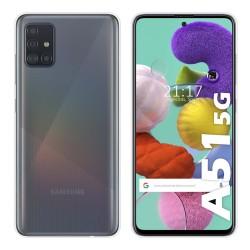 Funda Silicona Gel TPU Transparente para Samsung Galaxy A51 5G