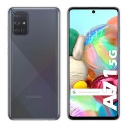 Funda Silicona Gel TPU Transparente para Samsung Galaxy A71 5G