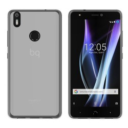 Funda Gel Tpu para Bq Aquaris X / X Pro Color Transparente