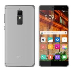 Funda Gel Tpu para Elephone S3 Color Transparente