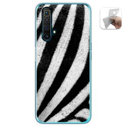 Funda Gel Tpu para Realme X3 SuperZoom diseño Animal 02 Dibujos