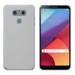 Funda Gel Tpu para Lg G6 Color Transparente