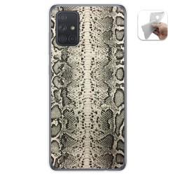 Funda Gel Tpu para Samsung Galaxy A71 5G diseño Animal 01 Dibujos