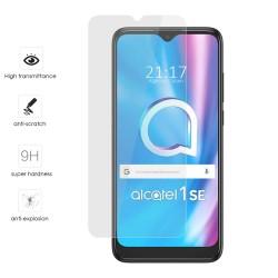 Protector Cristal Templado para Alcatel 1SE 2020 Vidrio