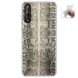 Funda Gel Tpu para Huawei P Smart S / Y8p diseño Animal 01 Dibujos