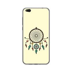 Funda Gel Tpu para Xiaomi Mi 5C Diseño Atrapasueños Dibujos