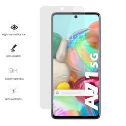 Protector Cristal Templado para Samsung Galaxy A71 5G Vidrio