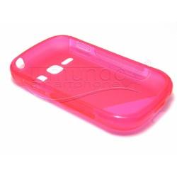 Funda Gel Tpu Samsung Galaxy Fame S6810 S Line Color Rosa