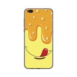 Funda Gel Tpu para Xiaomi Mi 5C Diseño Helado Vainilla Dibujos
