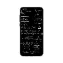 Funda Gel Tpu para Xiaomi Mi 5C Diseño Formulas Dibujos