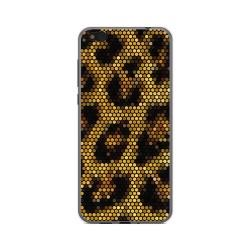 Funda Gel Tpu para Xiaomi Mi 5C Diseño Leopardo Dibujos