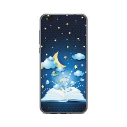 Funda Gel Tpu para Xiaomi Mi 5C Diseño Libro Cuentos Dibujos