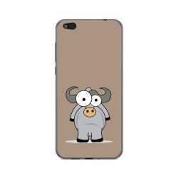 Funda Gel Tpu para Xiaomi Mi 5C Diseño Toro Dibujos