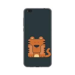 Funda Gel Tpu para Xiaomi Mi 5C Diseño Tigre Dibujos