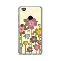 Funda Gel Tpu para Zte Nubia Z11 Mini Diseño Primavera En Flor Dibujos
