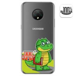 Funda Gel Transparente para Doogee X95 diseño Coco Dibujos