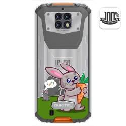 Funda Gel Transparente para Oukitel Wp6 diseño Conejo Dibujos