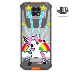 Funda Gel Transparente para Oukitel Wp6 diseño Unicornio Dibujos
