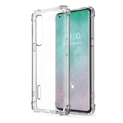 Funda Gel Tpu Anti-Shock Transparente para Oppo Find X2 Pro