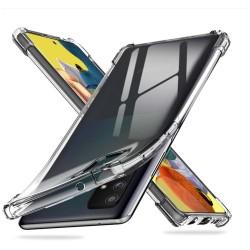 Funda Gel Tpu Anti-Shock Transparente para Samsung Galaxy A51 5G