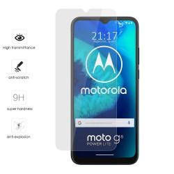 Protector Cristal Templado para Motorola Moto G8 Power Lite Vidrio