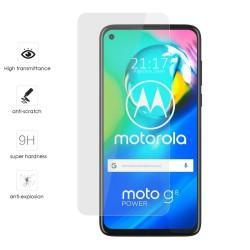 Protector Cristal Templado para Motorola Moto G8 Power Vidrio