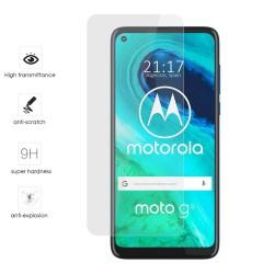 Protector Cristal Templado para Motorola Moto G8 Vidrio