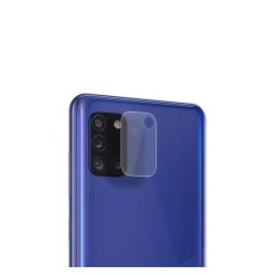 Protector Cristal Templado Cámara Trasera para Samsung Galaxy A31 Vidrio