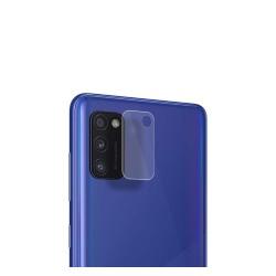 Protector Cristal Templado Cámara Trasera para Samsung Galaxy A41 Vidrio