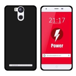 Funda Gel Tpu para Ulefone Power Color Negra