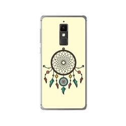 Funda Gel Tpu para Elephone S3 Diseño Atrapasueños Dibujos