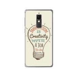 Funda Gel Tpu para Elephone S3 Diseño Creativity Dibujos