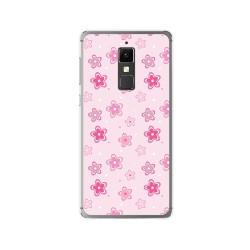 Funda Gel Tpu para Elephone S3 Diseño Flores Dibujos