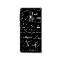 Funda Gel Tpu para Elephone S3 Diseño Formulas Dibujos