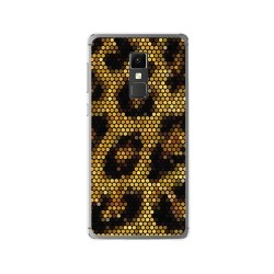Funda Gel Tpu para Elephone S3 Diseño Leopardo Dibujos