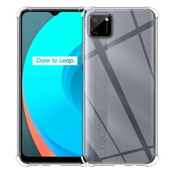 Funda Gel Tpu Anti-Shock Transparente para Realme C11
