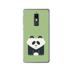 Funda Gel Tpu para Elephone S3 Diseño Panda Dibujos