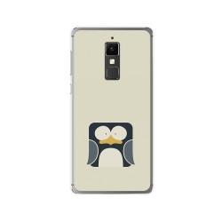 Funda Gel Tpu para Elephone S3 Diseño Pingüino Dibujos