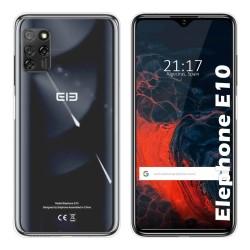 Funda Silicona Gel TPU Transparente para Elephone E10 / E10 Pro
